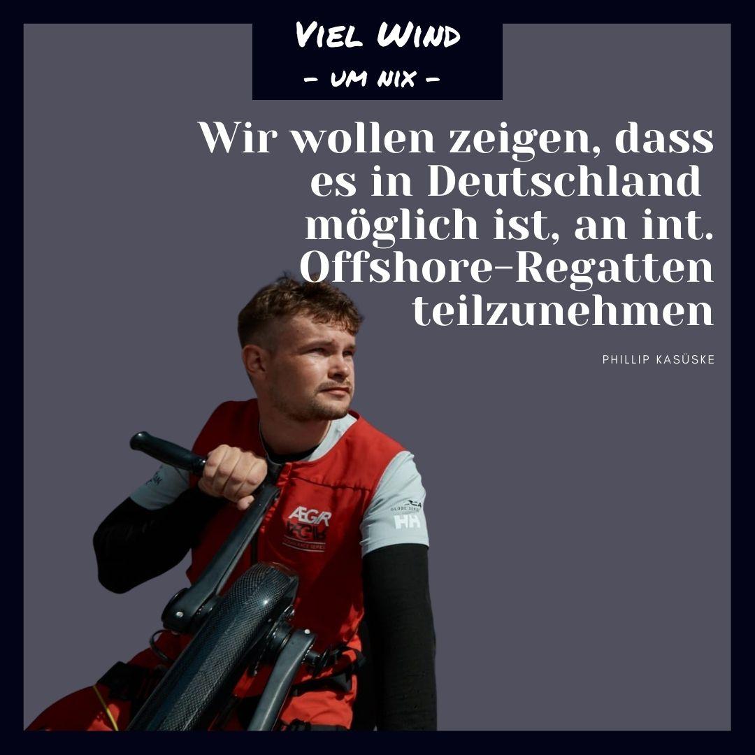 Viel Wind um nix - Bild Phillip Kasüske